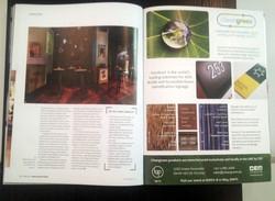 Interior Design Magazine - DPM 1- Edition May 2015