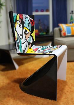Chair + Art_Composita Design