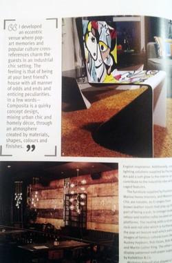 Interior Design Magazine - CD - Edition May 2015