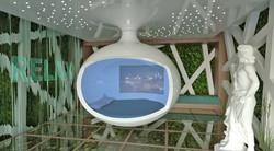 Drop Bed_Render 1_Color Blue
