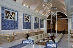 Rendering+Hall_Villa+Kuweit