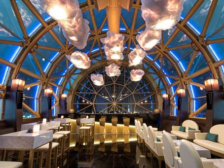 Futuristic Lounge Bar  -  DUBAI