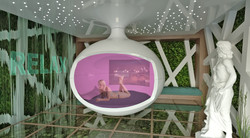 Drop Bed_Render 1_Color Pink_a