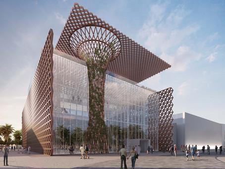 ITALIAN PAVILION  DUBAI EXPO 2020