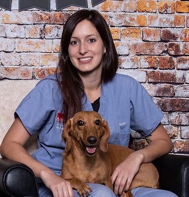 Katie - Certified Veterinary Technician