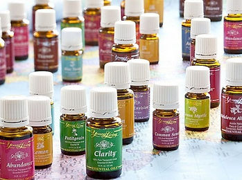 Young Living Essentia Oils