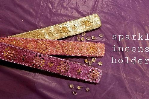 Incense Holder Glitter - Colour Options