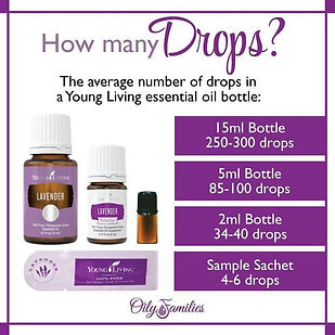 Essential Oils Infographic