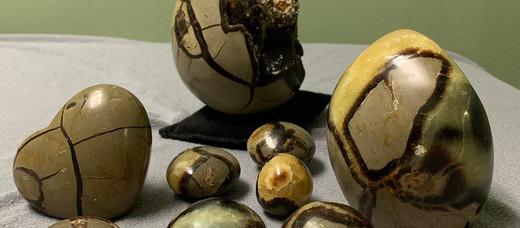 Septarian or Dragonstone - A Shamanic, Healing and Psychic Enhancing Stone