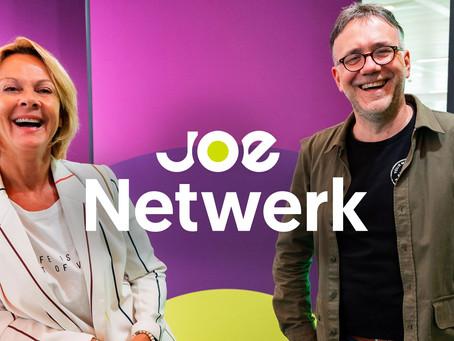 Onze vzw Dropping Hearts zit nu ook in het JOE-Netwerk