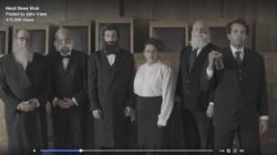 תלבושות הקונגרס ,סרטון משרד החוץ