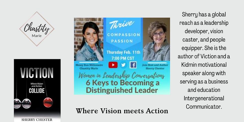 Women in Leadership Conversations