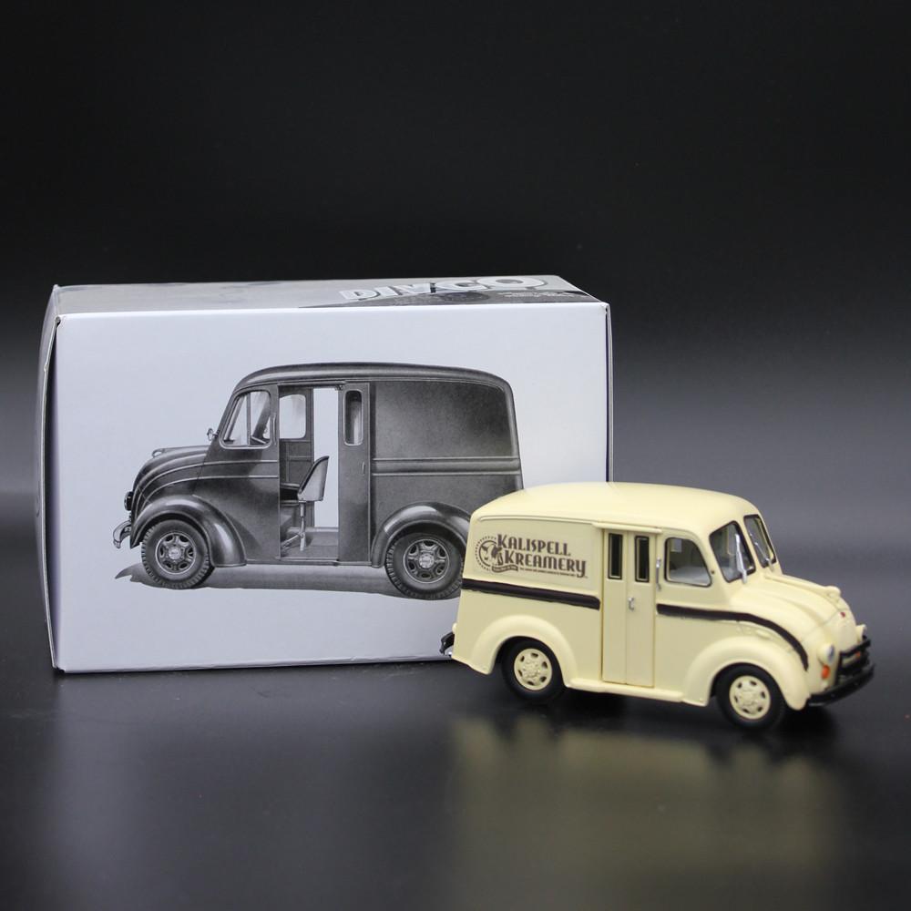 Model Milk Truck