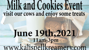 2021 Milk and Cookies Event is on!!!