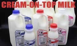 Cream-on-top Milk