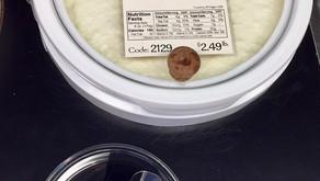 Kalispell Kreamery- bulk yogurt=less packaging waste.