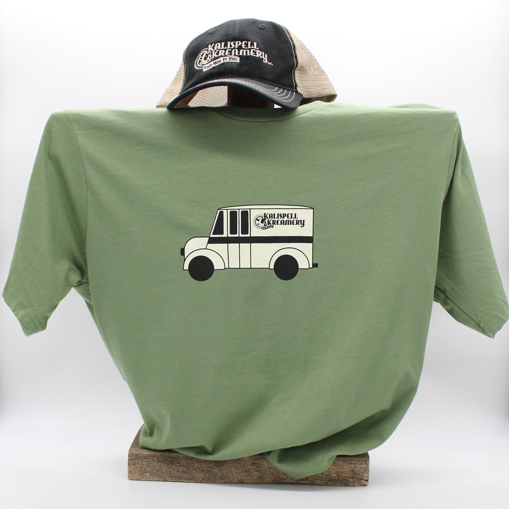 Divco Milk Truck T-Shirts