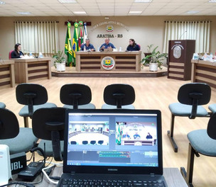 Sessões são transmitidas ao vivo pela internet