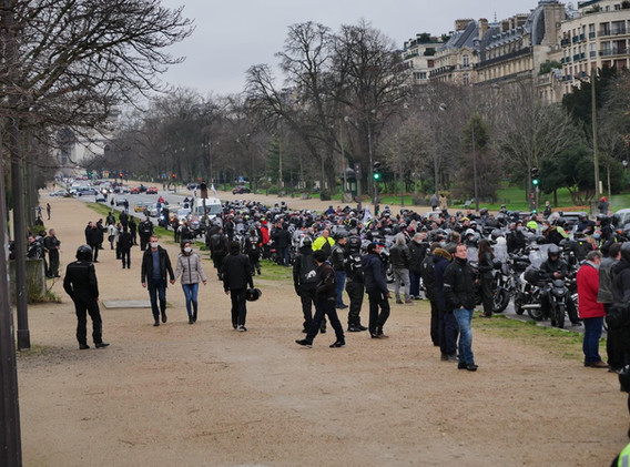 avis de motards