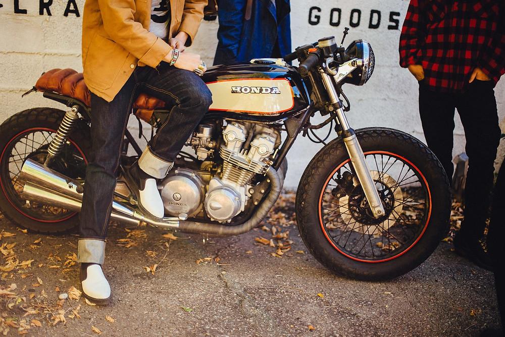 vêtement sécurité moto