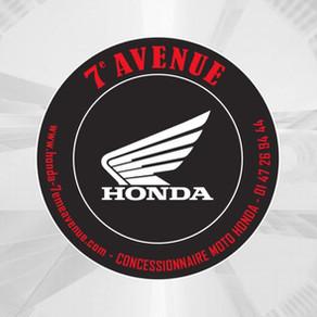 Honda 7eme  Avenue fait son cinéma !