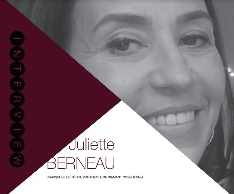 Juliette Berneau chasseur de tête