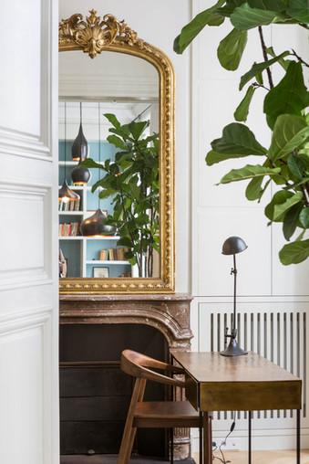 miroir decoration ameublement
