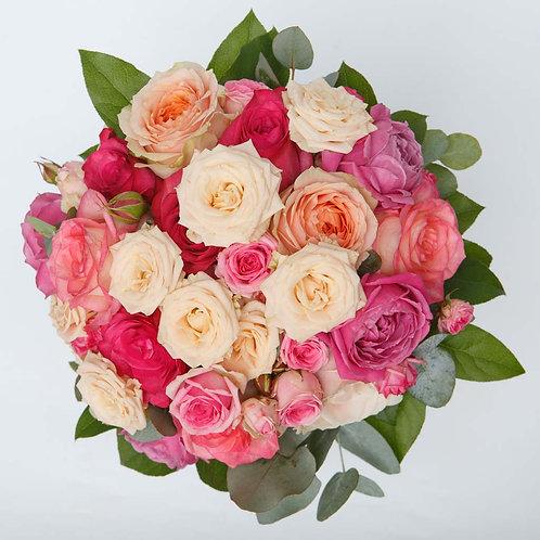 Livraison bouquet de roses saint valentin