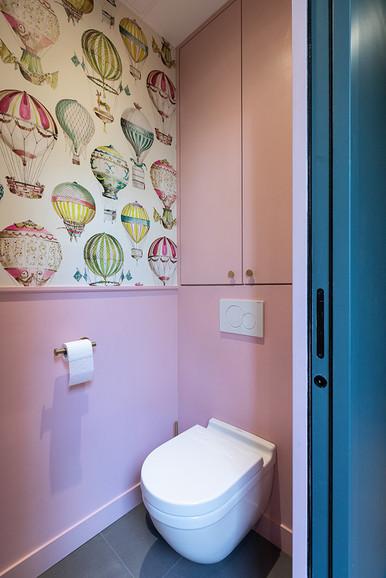 toilettes des filles
