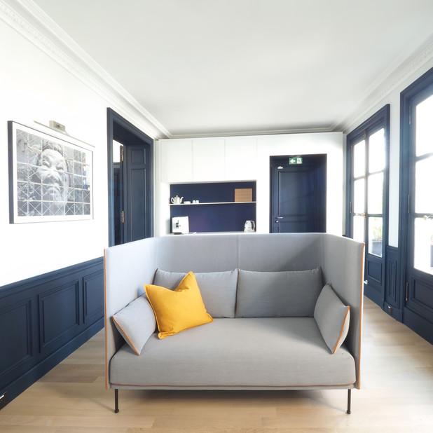 Rénovation et Aménagement de bureaux Paris 2e