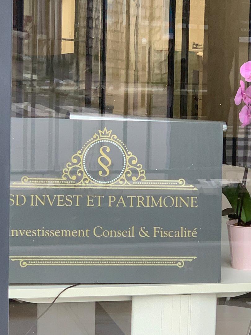 SD Invest & Patrimoine