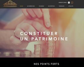 Site Sd Invest & Patrimoine
