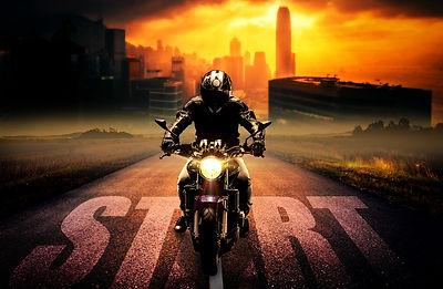 Casques moto et scooter 7ème Avenue