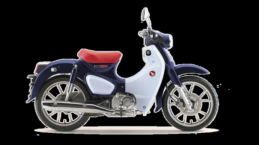 Honda Super Cube un succès emblématique de Honda moto