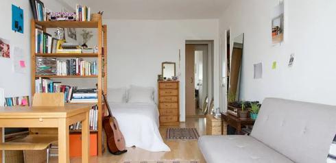 recherche appartement sur Paris belle vue