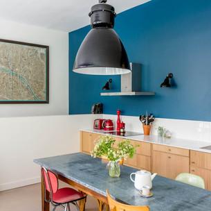 Rénovation et Aménagement d'un loft, Paris 11e