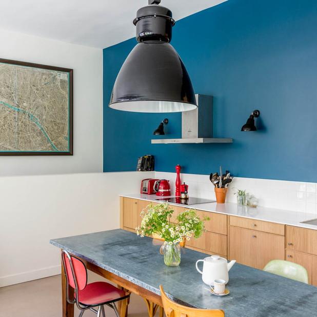 Rénovation et Aménagement d'un loft Paris 11e