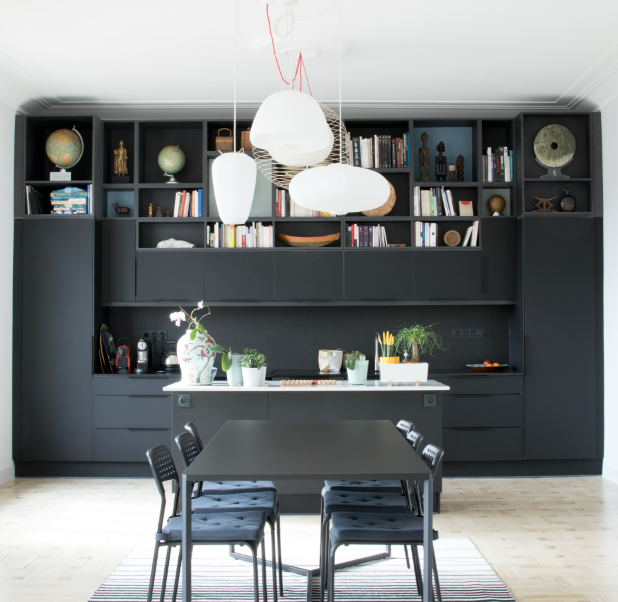 Rénovation et aménagement d'un appartement, Marseille