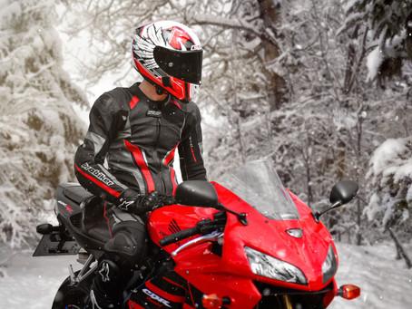 Conseils pour bien rouler à moto l'hiver