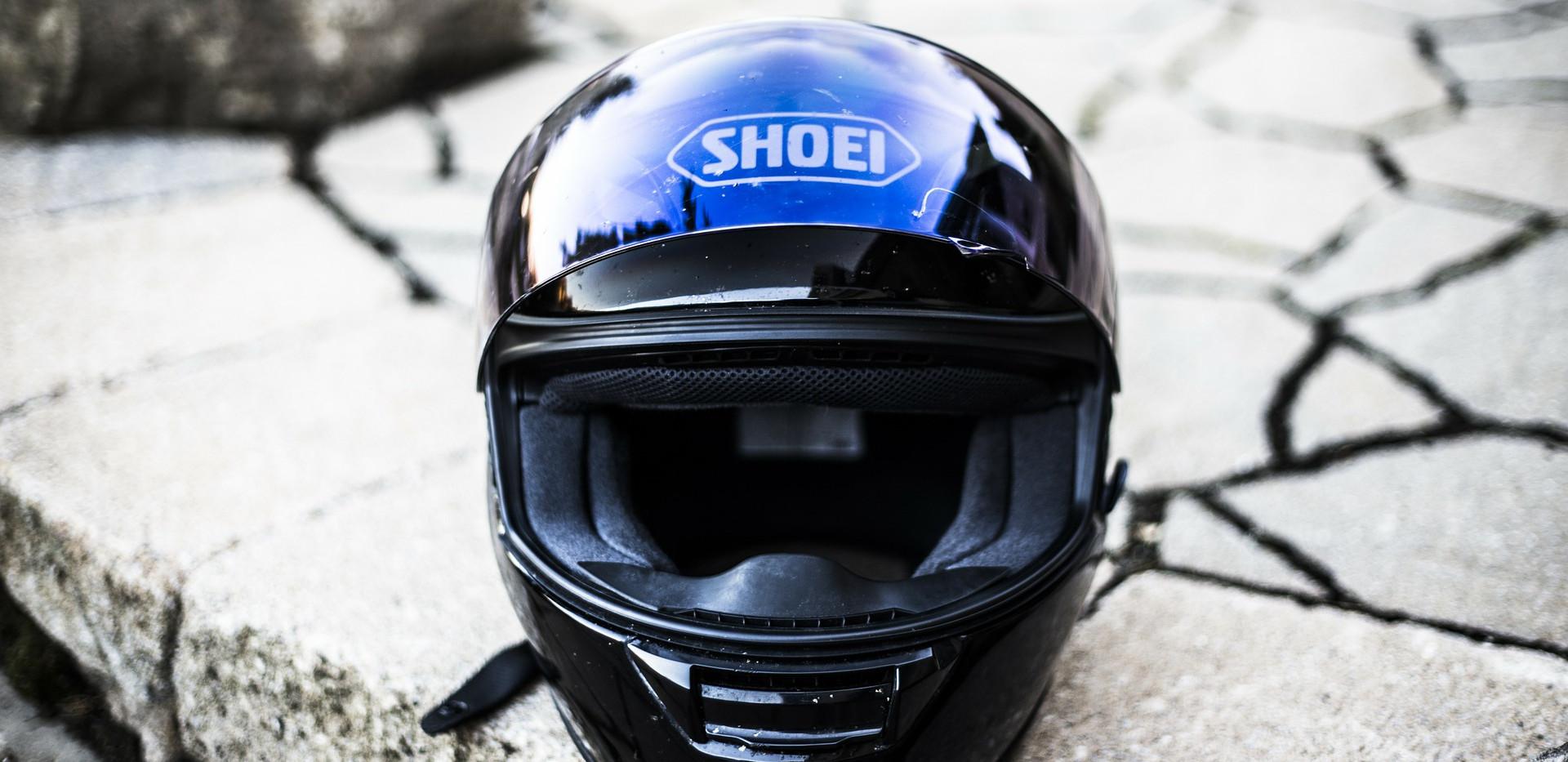 casque shoei