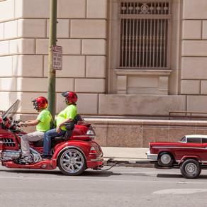 Conseils : check-up vacances de votre moto