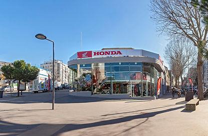 Concession Honda 7ème Avenue Villejuif