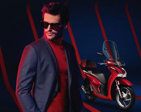 Promotions sur les scooters et motos Honda