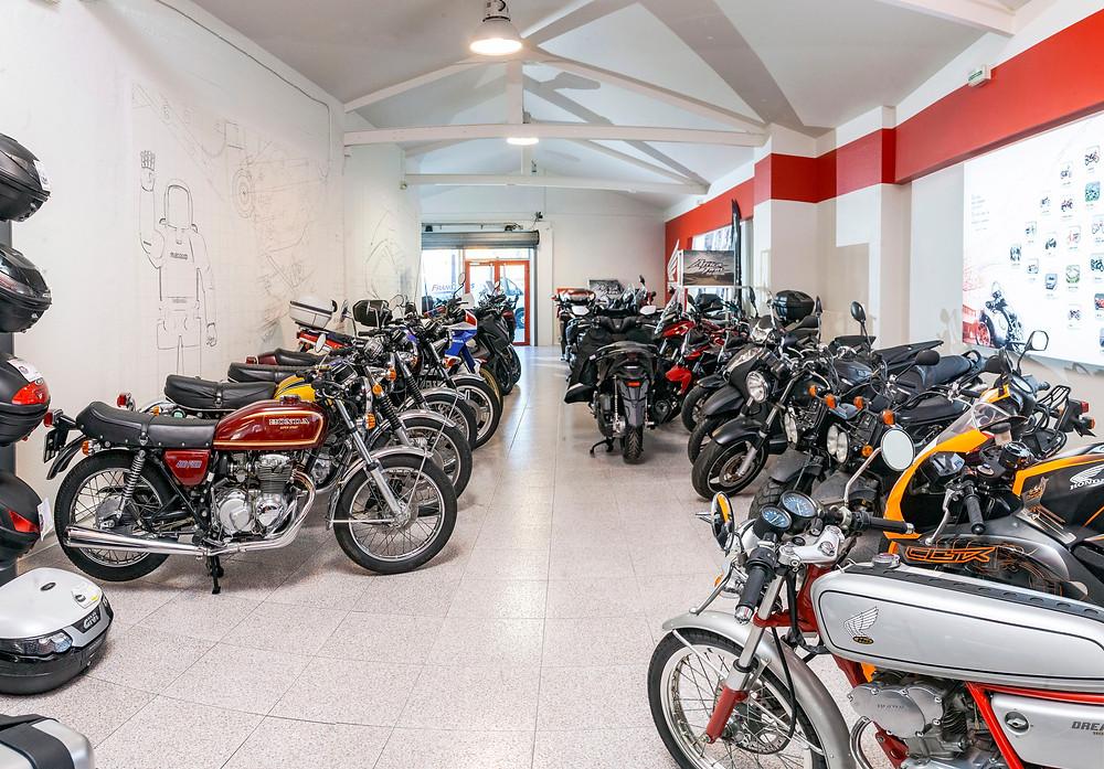 Que prendre une moto ou un scooter ?