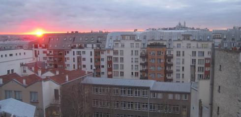 recherche appartement vue montmartre