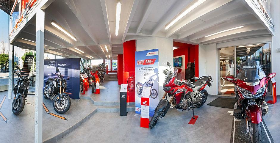 vente motos scooters honda - villejuif.j