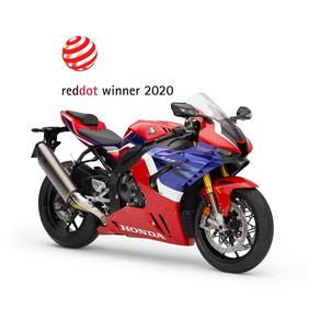 La CBR1000RR-R Fireblade SP reçoit le RED DOT DESIGN 2020 !