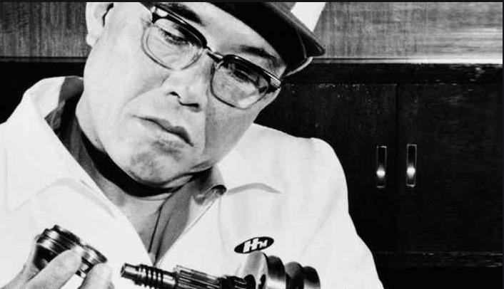 Shoichiro Honda  ingénieur
