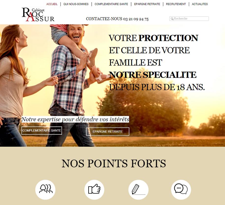 Site Roc Assur