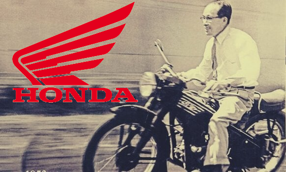 Shoichiro Honda création honda company